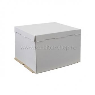 Коробка 40*40*35 см, белая