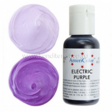 Гелевый краситель ELECTRIC PURPLE, Americolor, 21 гр