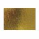 Подложка усиленная (1,5 мм) золото/жемчуг 300*400 мм