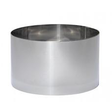 Кольцо нержавеющее d14 h8 см
