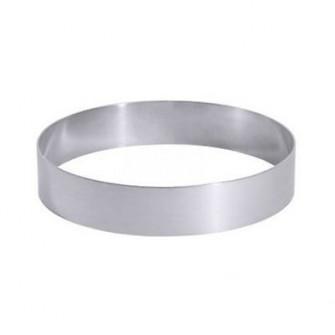 Кольцо нержавеющее d30 h5 см