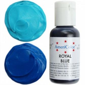 Гелевый краситель ROYAL BLUE, Americolor, 21 гр