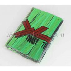 Проволока перевязочная Зеленая 10см, 100 шт