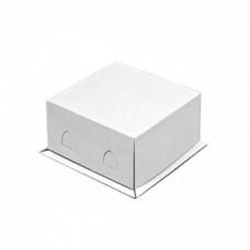 Коробка белая 17*17*10 см, Хром-Эрзац