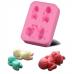 Молд силиконовый младенец 3D