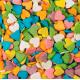 """Посыпка """"Сердечки разноцветные"""", 100 гр"""