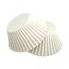 Капсулы круглые, бел. 30*18 мм, 100 шт