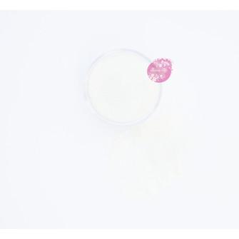 Пищевые блестки Белые 0,5-1 мм, 5 г