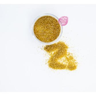 Пищевые блестки Латте 0,5-1 мм, 5 г