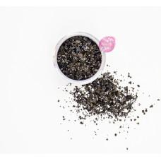 Пищевые блестки Кофе 3-5 мм, 5 г