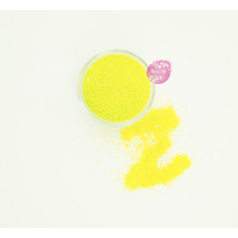 Пищевые блестки Лимон 0,5-1 мм, 5 г