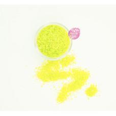 Пищевые блестки Лимон 2 мм, 5 г