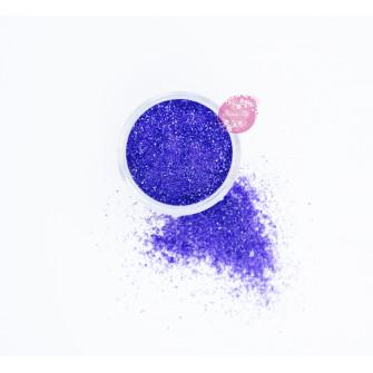 Пищевые блестки Виолет 0,5-1 мм, 5 г