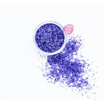 Пищевые блестки Виолет 2 мм, 5 г