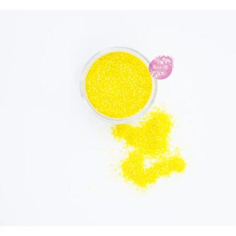Пищевые блестки Желтые 0,5-1 мм, 5 г