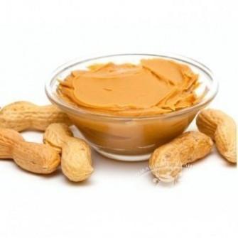 Натуральная арахисовая паста, 120 гр
