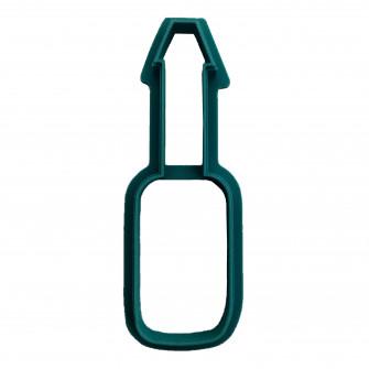 """Форма для пряников """"Отвертка"""", 10.5 см"""