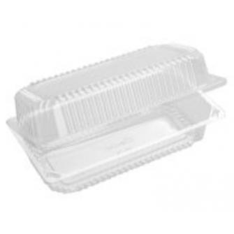 Пластиковый контейнер 21х10,8х8 см