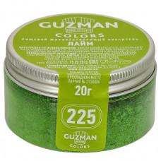 Краситель жирорастворимый Guzman лайм, 20 гр