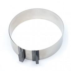 Форма разъемная для выпечки, 16-30 см, h5 см
