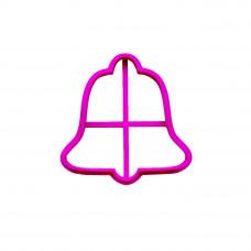 Форма для пряников Колокольчик №2, 9 см