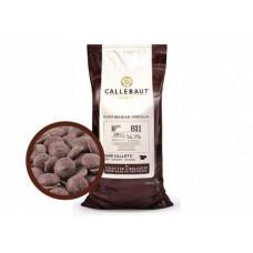 Шоколад Callebaut в таблетках, темный 54,5%, 10 кг