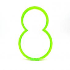 Форма для пряников 8 Марта 9 см