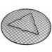 Решетка круглая для глазирования, D29 h2,1 см