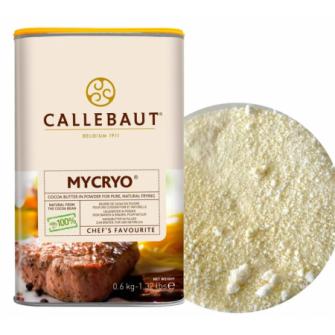 Какао масло в порошке Mycryo, Callebaut, 100 гр