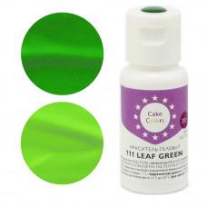 Гелевый краситель LEAF GREEN, Cake Colors, 20 гр