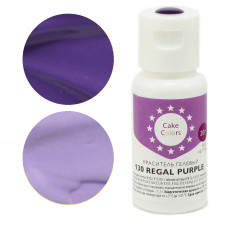 Гелевый краситель REGAL PURPLE, Cake Colors, 20 гр