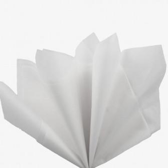 Бумага тишью белая, 50х66 см, 10 л