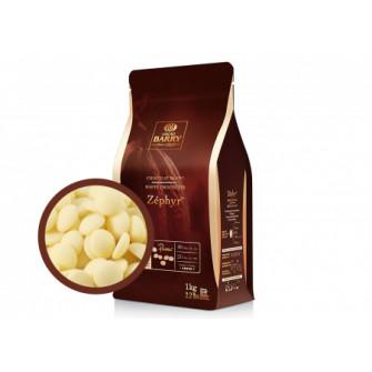 Шоколад Cacao Barry белый 34% ZEPHYR, 1 кг