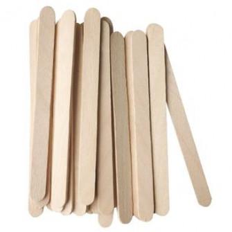Палочки для мороженого 9,3х1 см, 50 шт