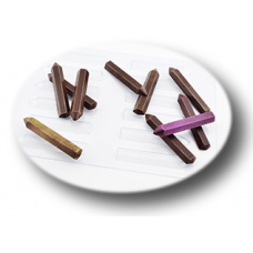 "Форма для шоколада ""Карандаши"""