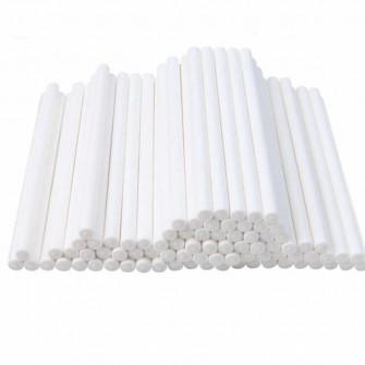 Палочки бумажные 10 см, 50 шт