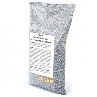 Глазурь шоколадная Chocovic в дисках белая, 1,5 кг