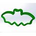 Форма для пряников Летучая мышь 11 см