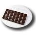 "Форма для шоколада ""Плитка Пирамидки"""
