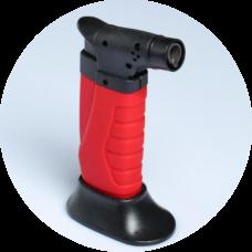 Горелка газовая с пьезоподжигом, 11.5х6.4х3.9 см