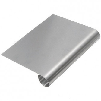 Шпатель металлический, 15х12 см