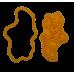 """Форма для пряников """"Мини Маус"""" с оттиском, 10 см"""