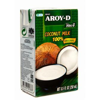 Молоко кокосовое 17-19% AROY-D, 500 мл