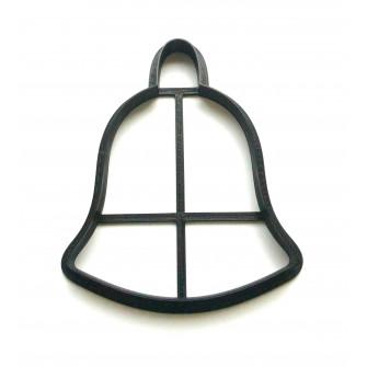Форма для пряников Колокольчик 10 см