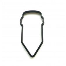 Форма для пряников Карандаш, 11,4 см