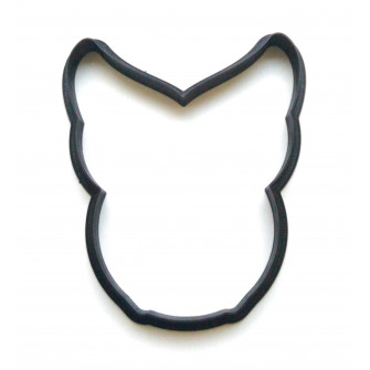 Форма для пряников Сова 10 см