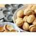 "Форма для выпечки печенья ""12 Орешков"", аллюминий"