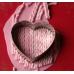 Сердце нержавеющее d26 h5 см