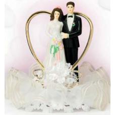 Фигурка для торта Жених и невеста, 10235