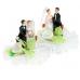 Фигурка для торта Жених и невеста, 10502